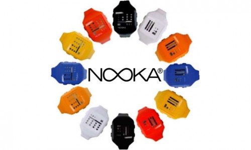 nooka watches news design