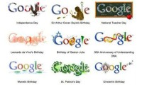 google doodles graphic news