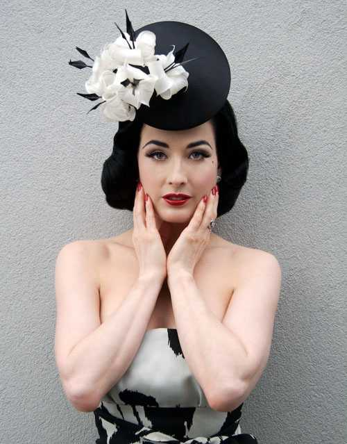 Dita von Teese II, Watermill Center, Southhampton, New York, 2007 © Michael Angelo