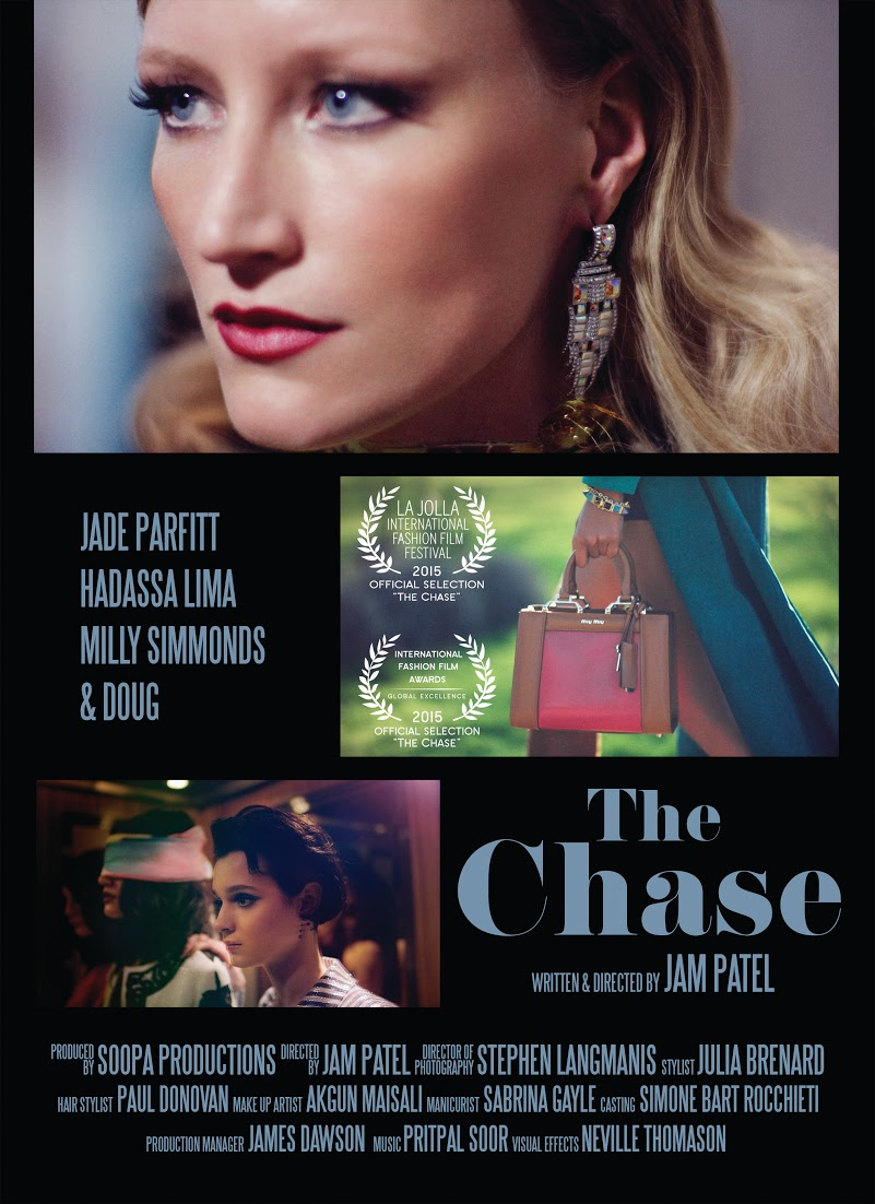 THE CHASE - LA JOLLA POSTER