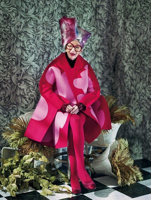 IRIS APFEL _ enquire_ a portrait of_ 1