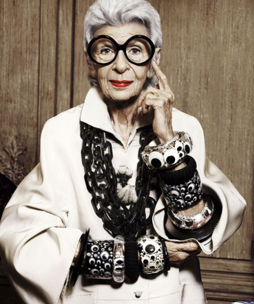 IRIS APFEL_ enquire_ a portrait of_ 8