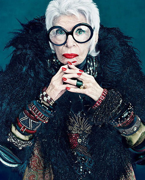 IRIS APFEL_ enquire_ a portrait of_ 9