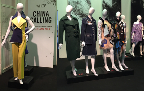 CHINA CALLING_WHITE MILANO